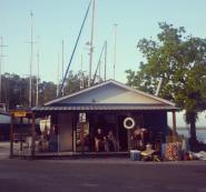 Community @St.Marys Boat Services © Kate Zidar